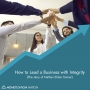 Artwork for How to Lead a Business with Integrity