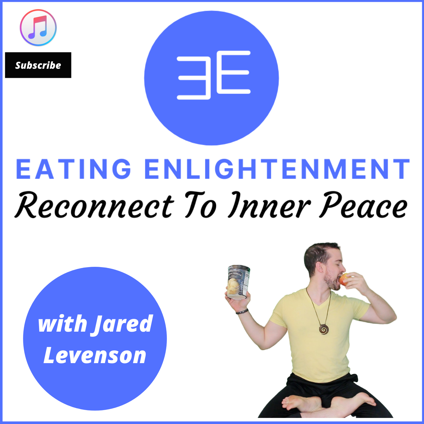Eating Enlightenment: New Spiritual Perspectives About Food To Stop Emotional Eating show art