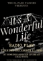 """Artwork for """"It's a Wonderful Life"""" Old Style Radio theater"""