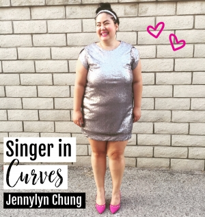 Singer in Curves | Jennylyn Chung