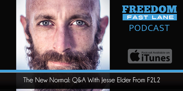 The New Normal Q&A With Jesse Elder From F2L2