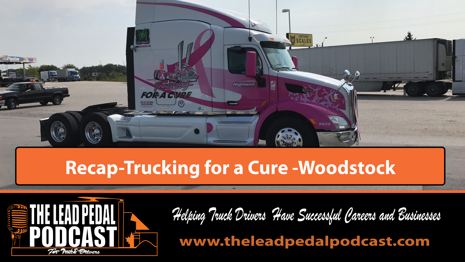 Trucking for a Cure 2019
