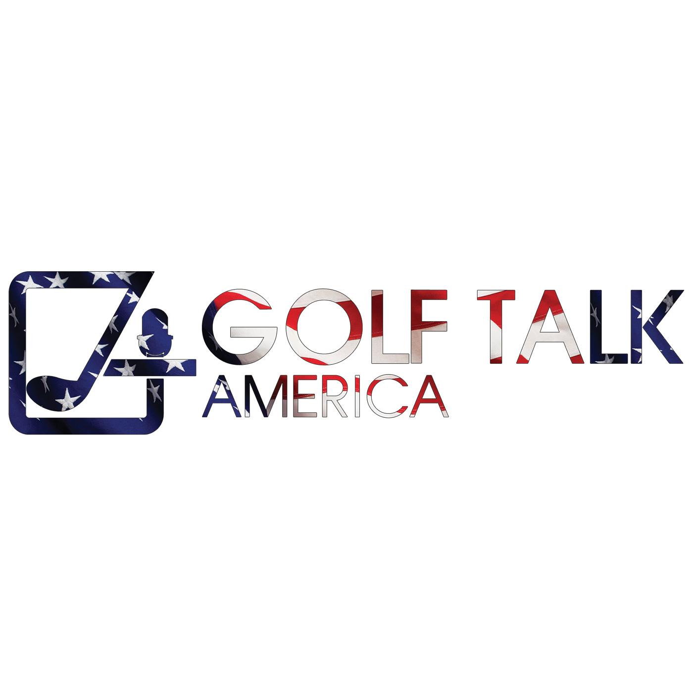 Golf Talk America show art