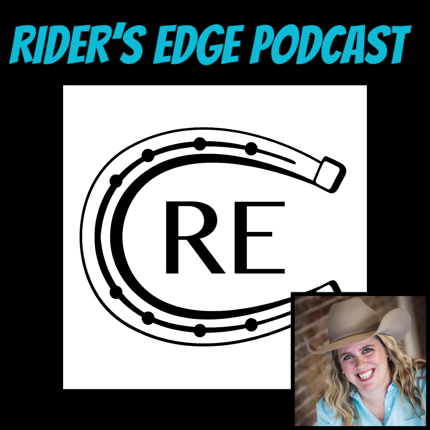Rider's Edge show art