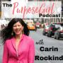 Artwork for The PurposeGirl Podcast Episode 009: The Dark Side