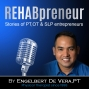Artwork for Be An Entrepreneur Therapist With Greg Todd