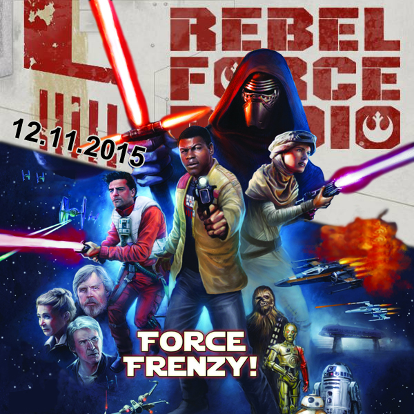 Rebel Force Radio: December 11, 2015