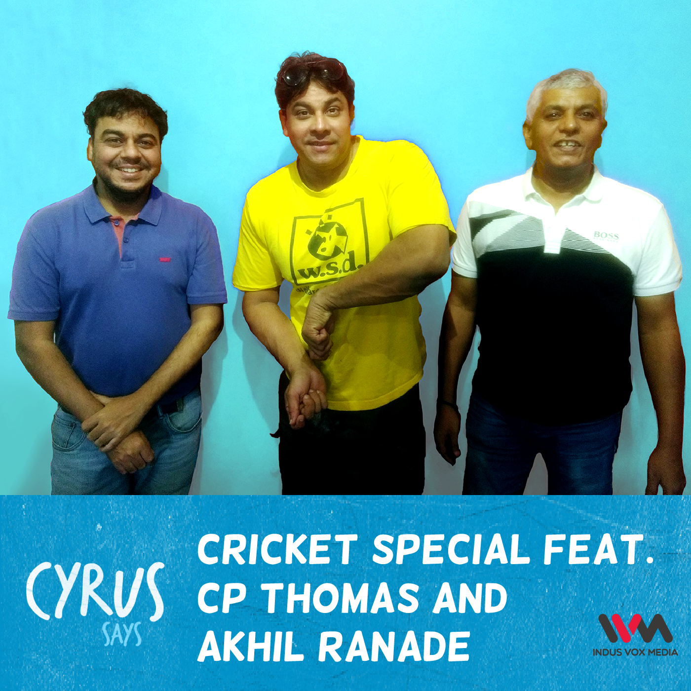 Artwork for Ep. 230: Cricket Special feat. CP Thomas and Akhil Ranade