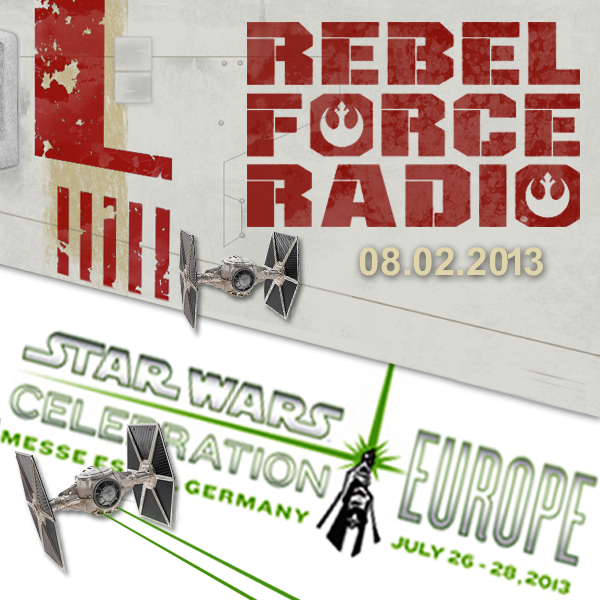 RebelForce Radio: August 2, 2013