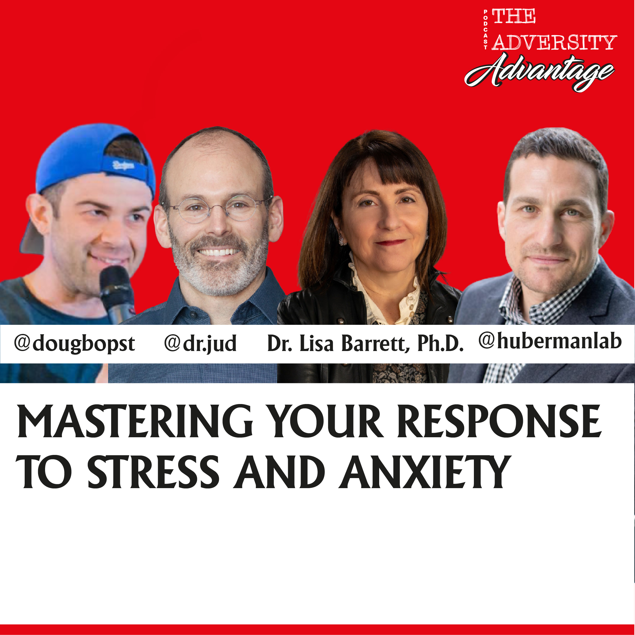 Mastering Your Response to Stress and Anxiety: A Convo With 3 Top Neuroscientists