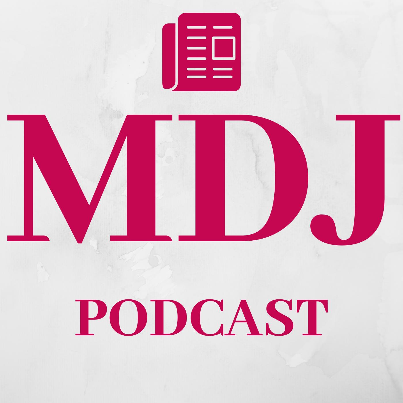 Marietta Daily Journal Podcast show art