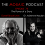 Artwork for Ep 073 The Power of  A Story with Dr. Adrienne MacIain