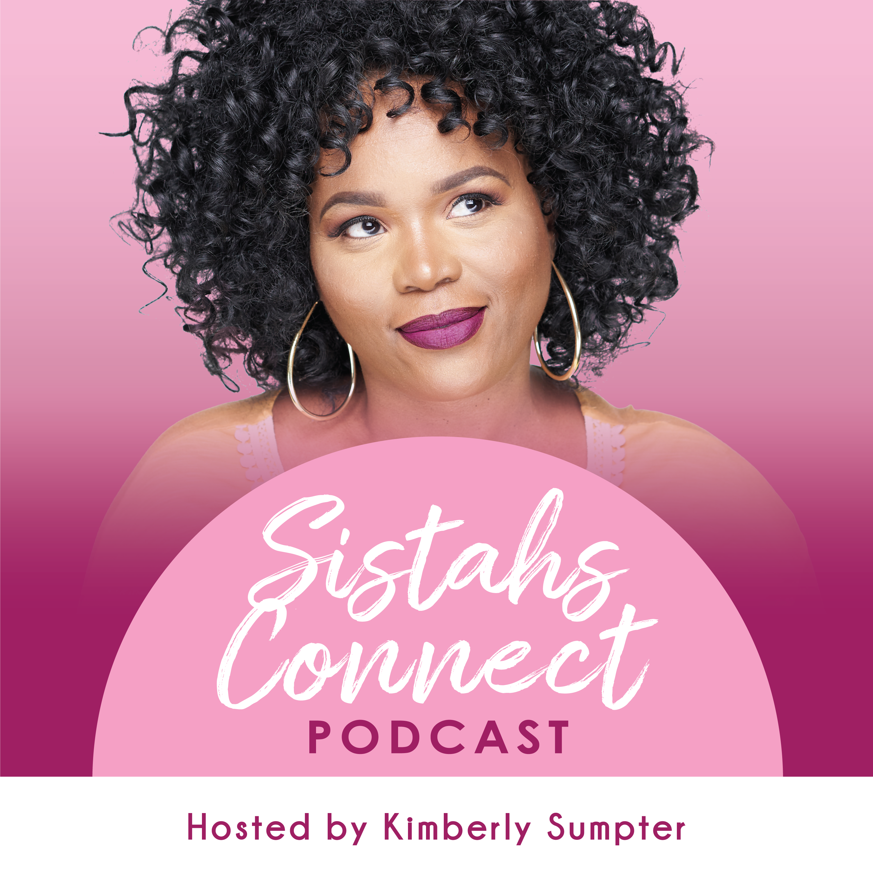 Sistahs Connect Podcast show art
