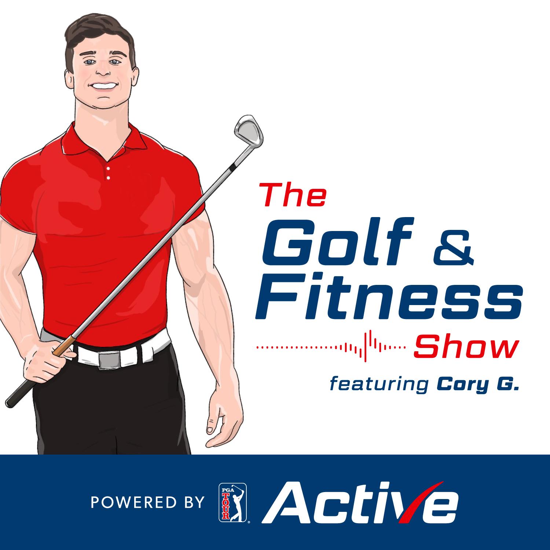 The Golf & Fitness Show show art