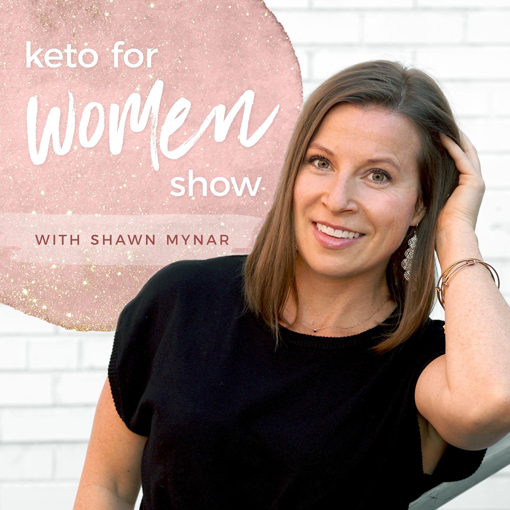 Keto For Women Show show art