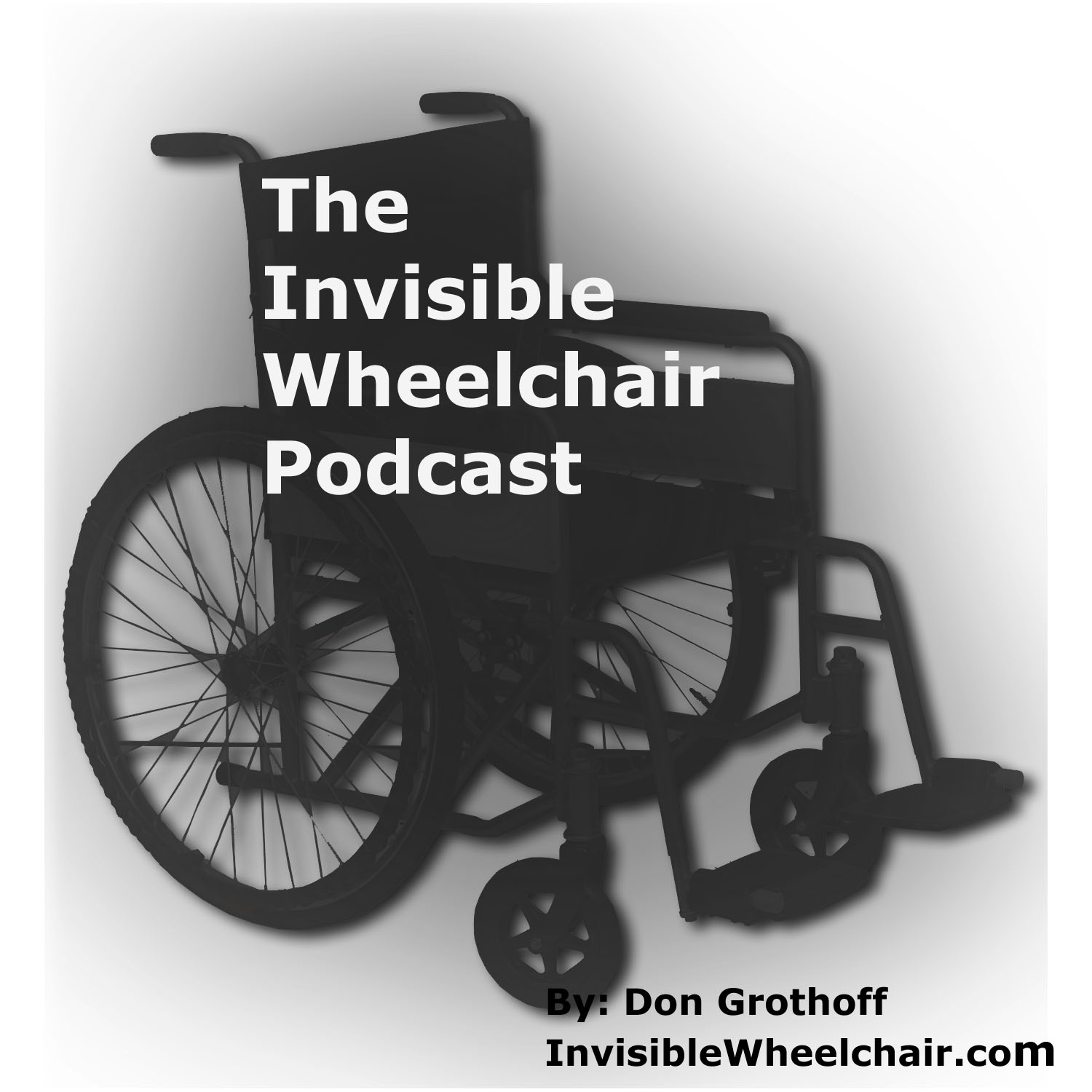 Invisible Wheelchair Podcast show art
