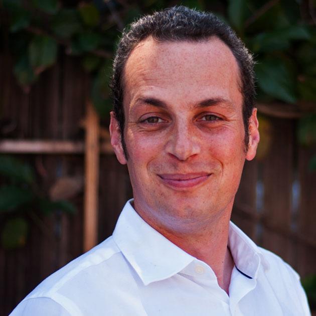 Alex Gershenson, CEO of SupplyShift