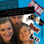 """Artwork for Special Guest Bonus Episode: """"It doesn't taste like hand sanitizer"""" with Kim and Tim"""