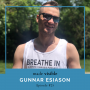 Artwork for 25. Gunnar Esiason, Living with Cystic Fibrosis with a Healthy Dose of Humor