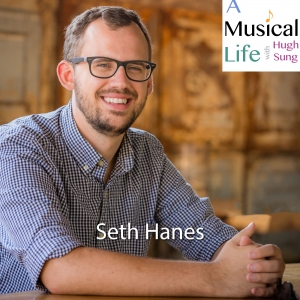 Seth Hanes, Author of