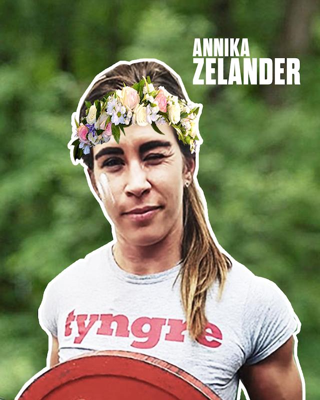 vsnitt 712: Sommar i Tyngre – med Annika Zelander