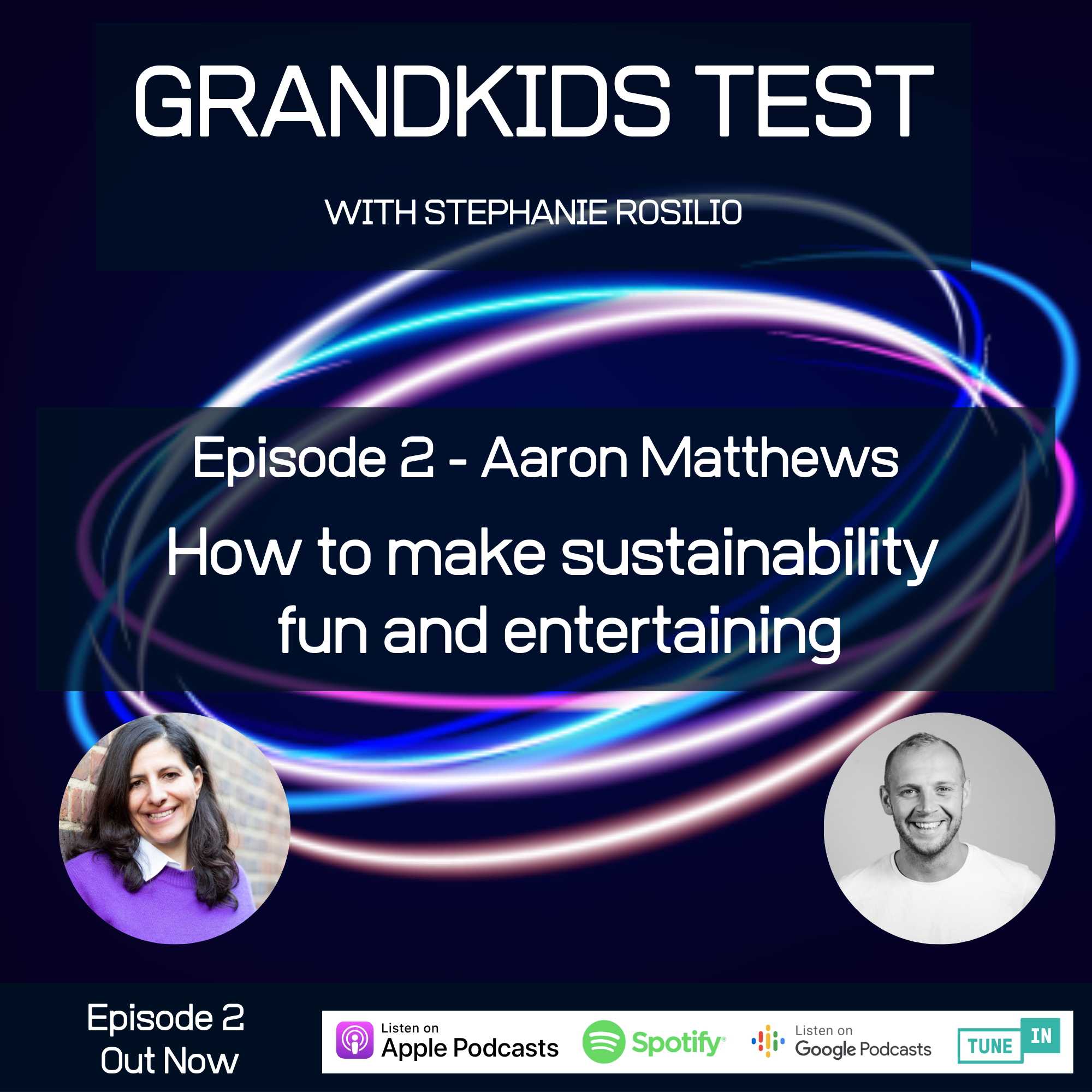#002 - How to make sustainability fun and entertaining
