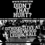 Artwork for DTH005 - Live At Shorewood Legion Hall