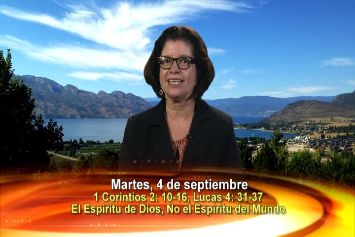 Artwork for Dios te Habla con Maria Eva Hernandez;  Tema el hoy: El Espíritu de Dios, no el espíritu del mundo