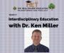 Artwork for Ken Miller- Interdisciplinary Education