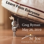 Artwork for Learn from Everyone by Pastor Greg Byman
