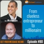 Artwork for 080: From clueless entrepreneur to millionaire with Mikael Dia