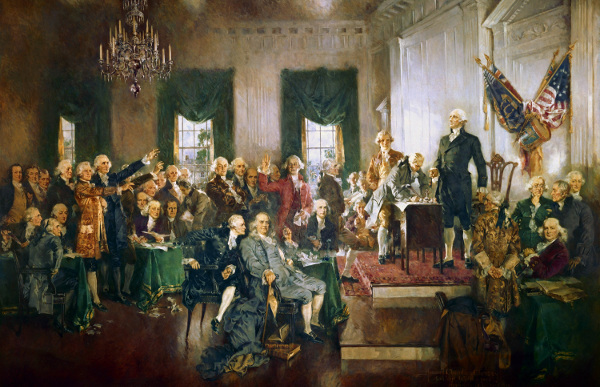 The Constitution, part 2 - Articles 1 and 2, the House of Representatives.