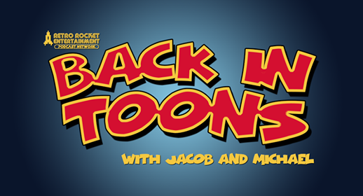 Artwork for Back in Toons- Wallace and Gromit