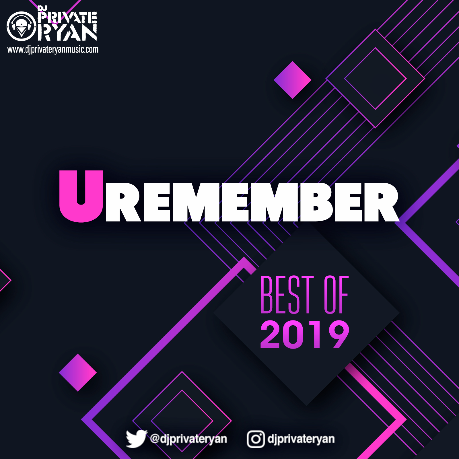 Private Ryan Presents URemember 2019 (Best of 2019 RAW)