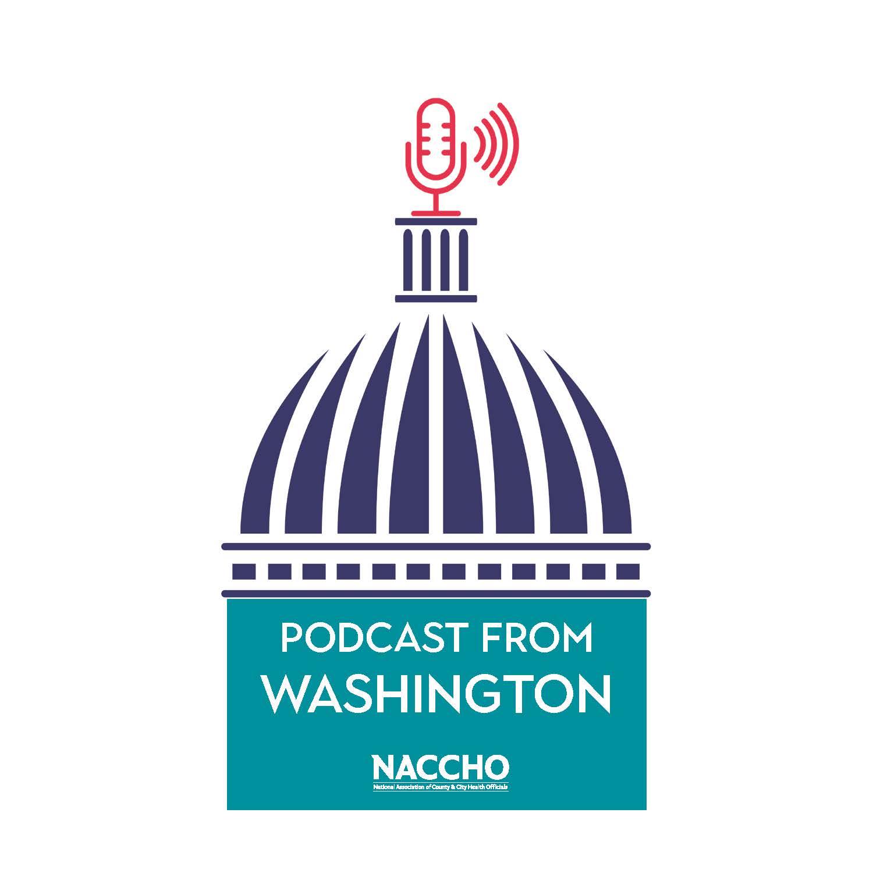 The NACCHO Podcast Series show art