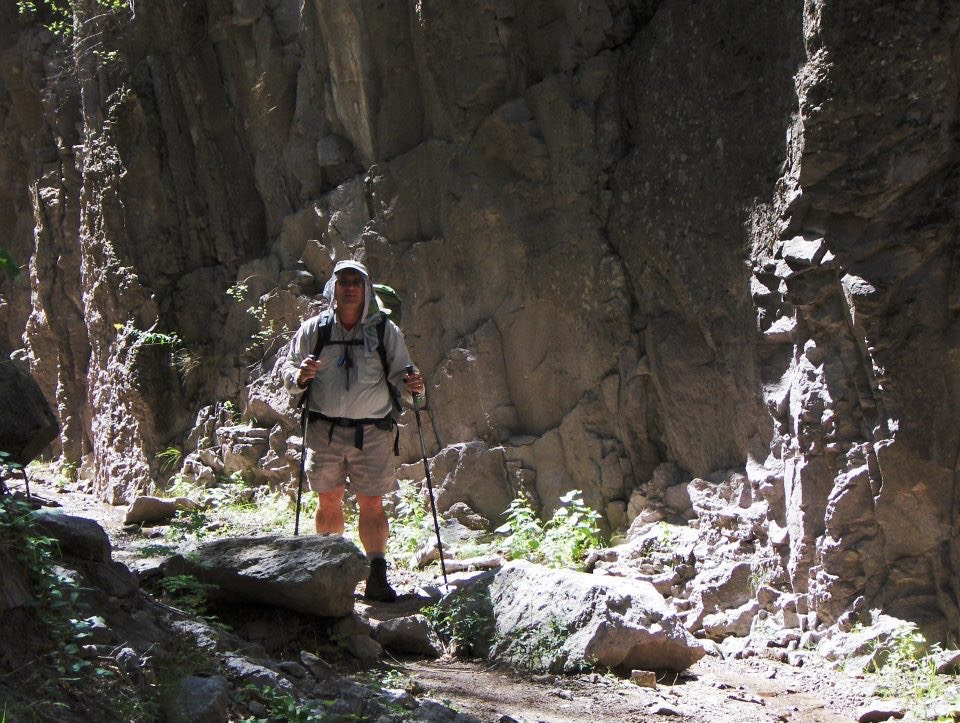 Mighty Blue On The Appalachian Trail: The Ultimate Mid-Life