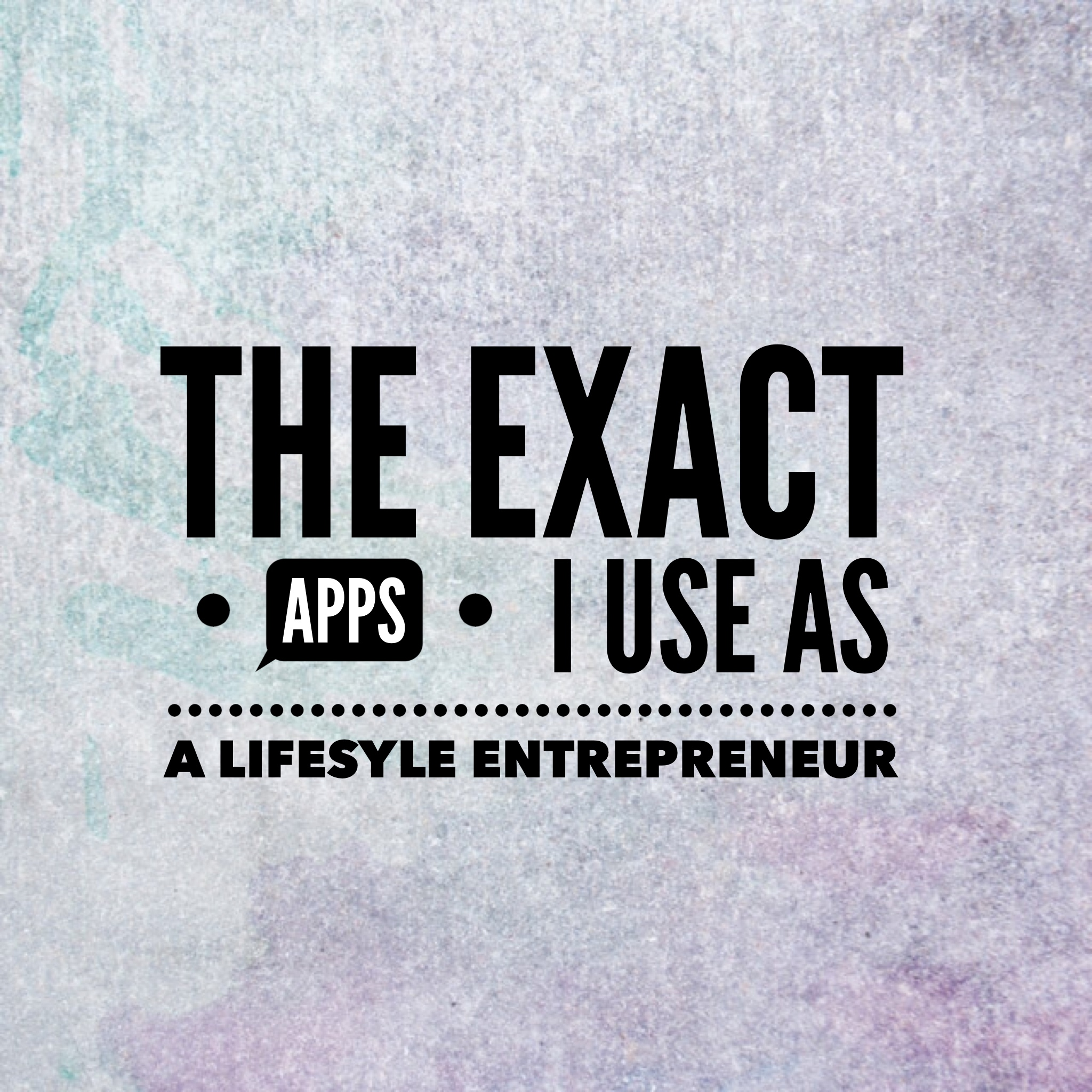 [249] The Exact Apps and Tools I Use As a Lifestyle Entrepreneur