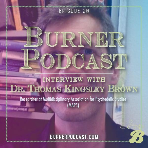Episode 20: Dr. Thomas Kingsley Brown