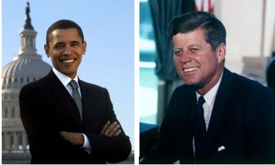 13 Obama & JFK