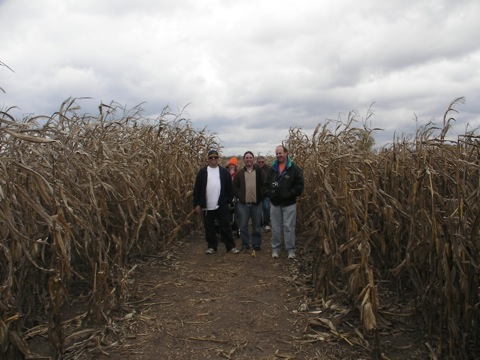 #8: An Autumn Clasic-Corn Maze Visit