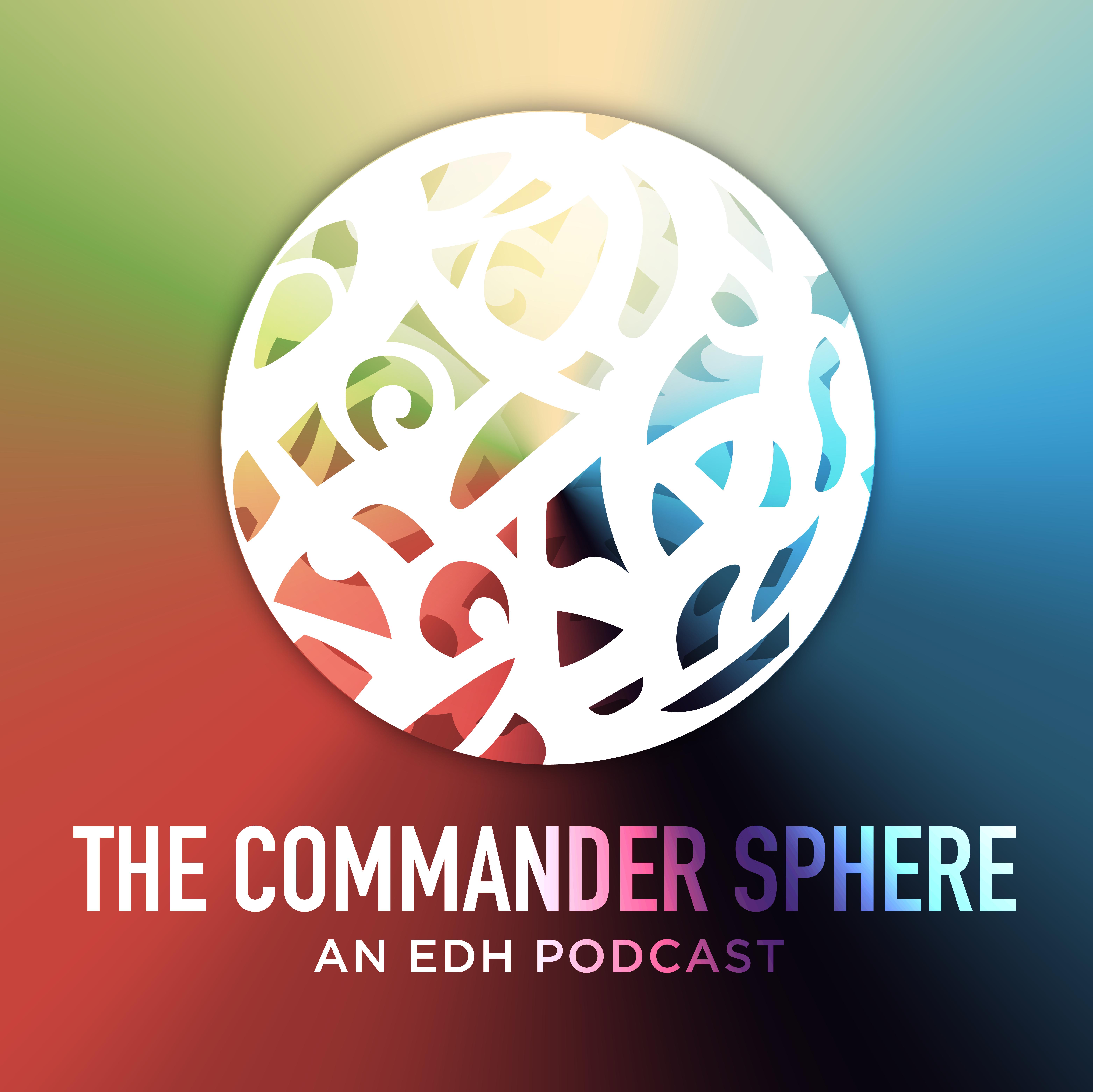 The Commander Sphere show art