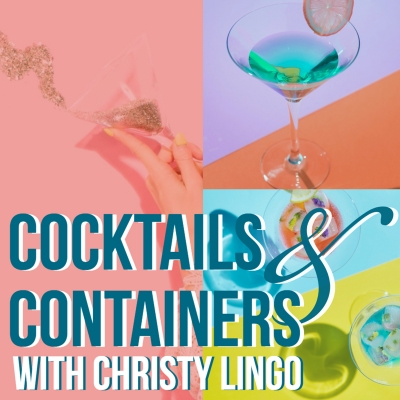 Cocktails and Containers show image