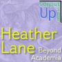 Artwork for Heather Lane Beyond Academia - 43rd Conversation