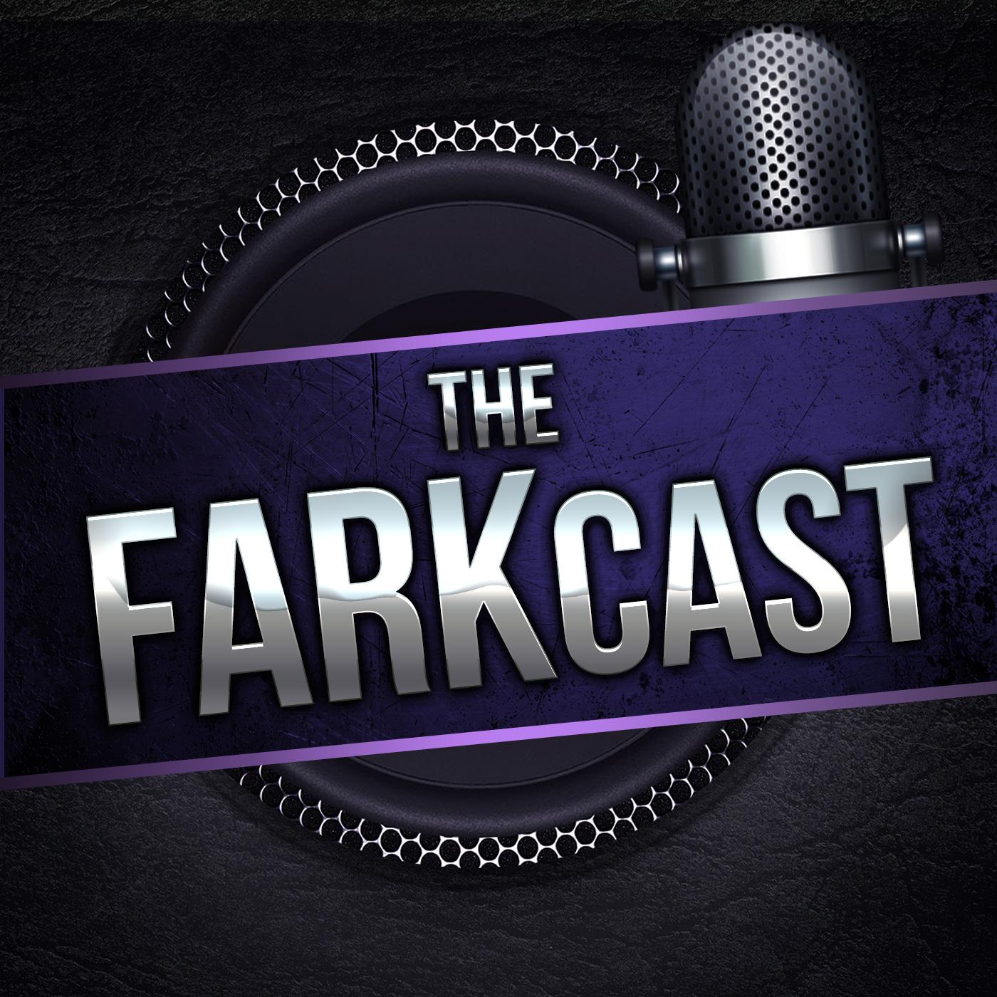 The FARKcast Podcast logo