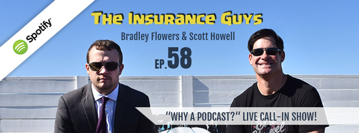 Insurance Guys | Ep58 | Call In Show