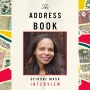 Artwork for The Address Book (author interview)