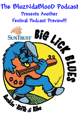 The BluzNdaBlood Show #33, Big Lick Blues