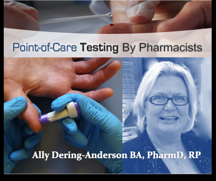 Community Pharmacy & Point of Care Testing - Pharmacy Podcast Episode 335