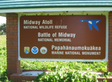VID-20: Midway Atoll National Wildlife Refuge.