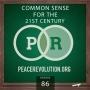 Artwork for Peace Revolution episode 086: Common Sense for the 21st Century